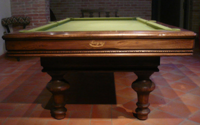 Toledo table Billiard